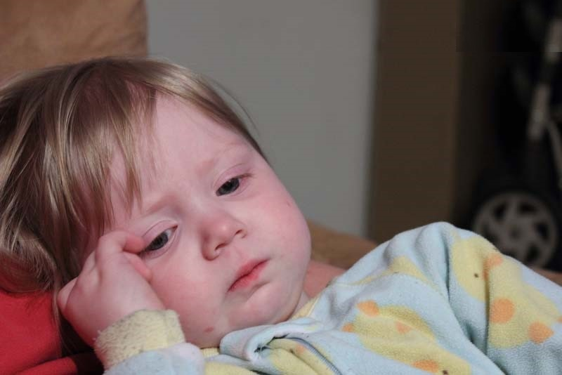 Baby's Diarrhea Problem