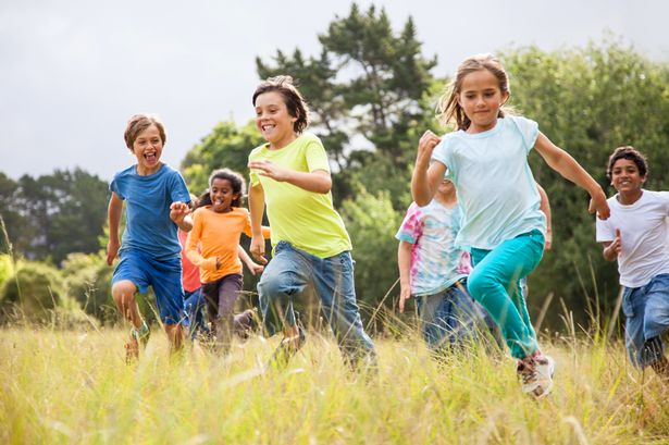 5 Reasons Kids Should be Encouraged for More Outdoor Play