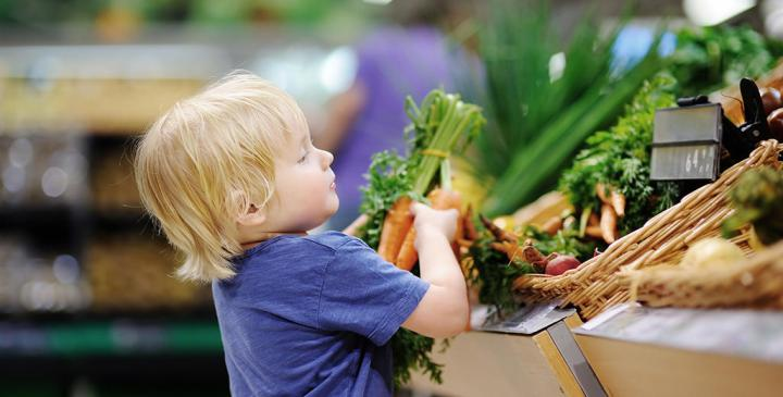 5 Vitamins for proper child growth