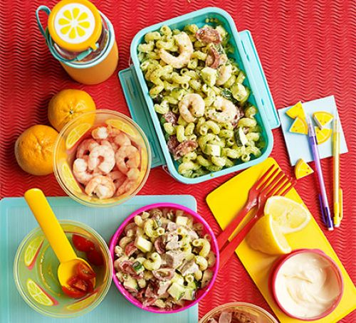 Use these food styling tips to encourage kids to finish tiffin